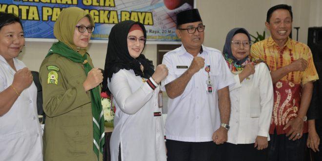 Wakil Walikota mengapresiasi Lomba Tangkas Terampil