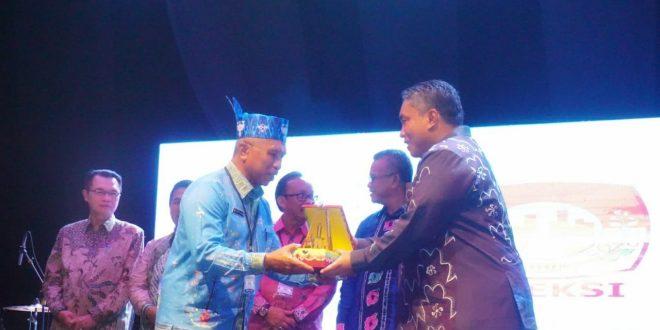 Welcome Dinner awali rangkaian Raker Apeksi di Banjarbaru