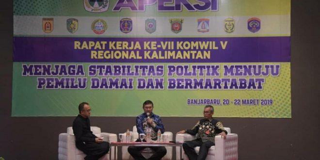 Rekomendasi Rakerwil Apeksi Tahun 2019 Wilayah Kalimantan