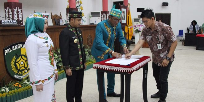 3 Misi Pembangunan Daerah untuk Mewujudkan Palangka Raya Maju, Rukun dan Sejahtera