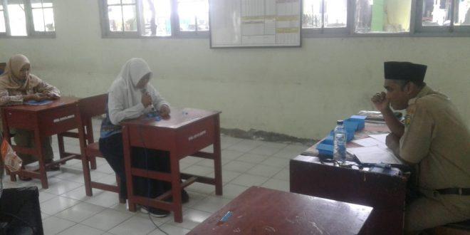 125 Siswa Siswi mengikuti Ujian Munaqosah