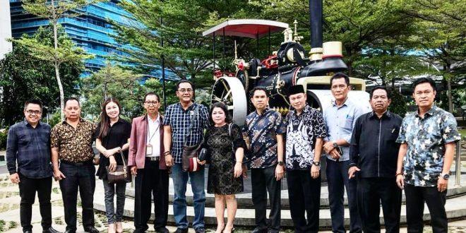 DPRD Palangka Raya Konsultasi Raperda Penataan Drainase ke Kementerian PUPR