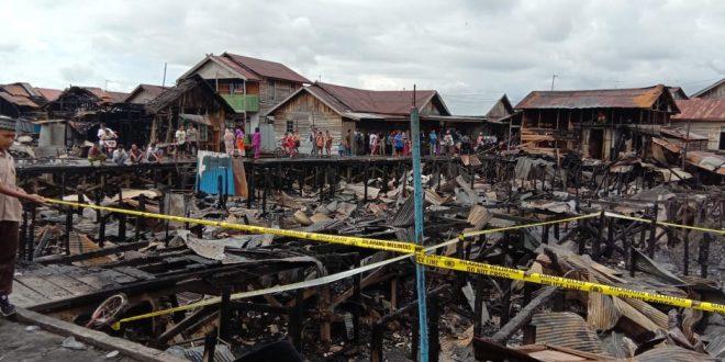 Instansi Terkait Harus Hadir Tangani Korban Kebakaran