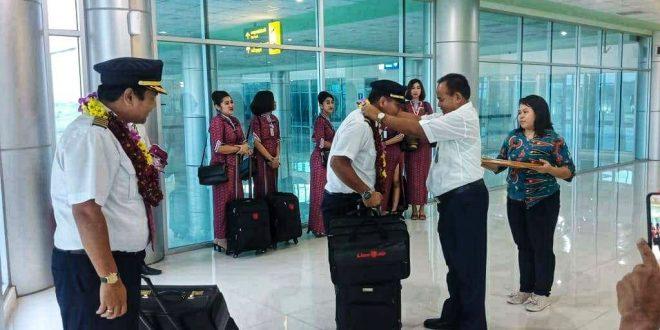 Lion Air Group Pindahkan Layanan ke Terminal Baru Bandara Tjilik Riwut