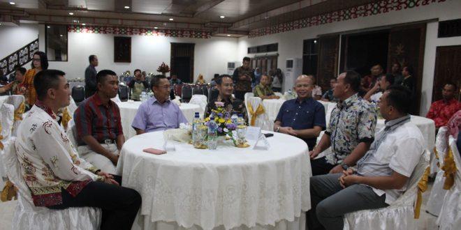 Walikota Adakan Ramah Tamah dengan Aster Kasad TNI