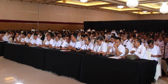 Rapat Kerja Penyelenggaraan Pemerintahan Desa Se-Kalimantan Tengah Tahun 2019