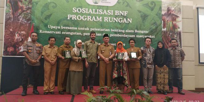 Pelestarian Bentang Alam Rungan Dalam Konservasi Orangutan