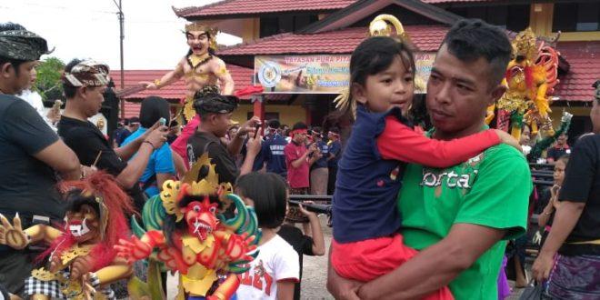 Pawai Ogoh-Ogoh meriahkan Hari Raya Nyepi