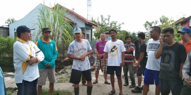 Tiga Kawasan di Bukit Tunggal Rawan Banjir
