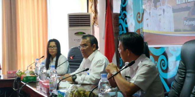 Diskominfo Kota Palangka Raya Gelar Sosialisasi Pembentukan KIM