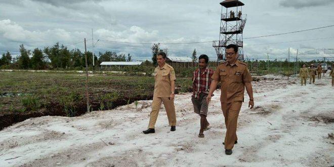 Calon Penerima Bantuan 238 Ekor Ternak Sedang Disurvei