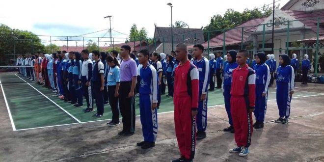 400 Siswa SMA Ikuti Seleksi Calon Paskibraka