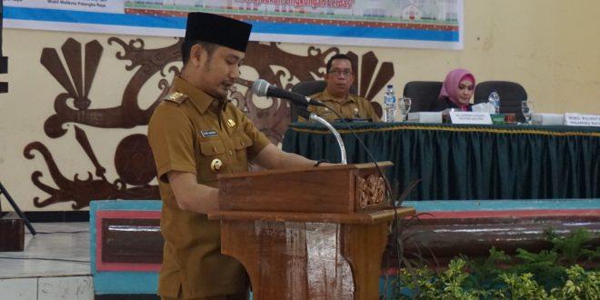 Penyempurnaan Rencana Kerja Dibahas Melalui Musrenbang RKPD