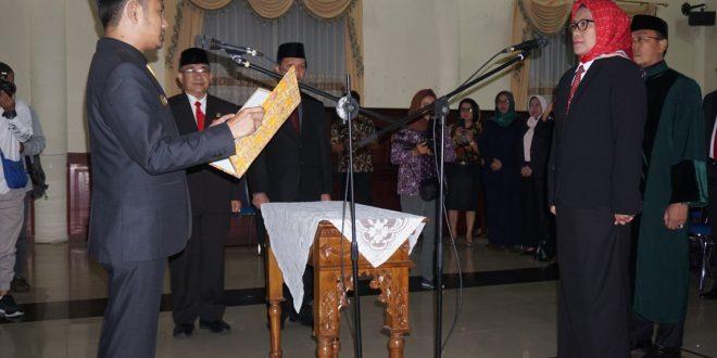 Walikota Harapkan Perubahan Reformasi Birokrasi di Palangka Raya.