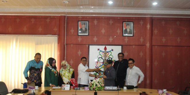 DPRD Banjar Pelajari Perusahaan Daerah di Palangka Raya