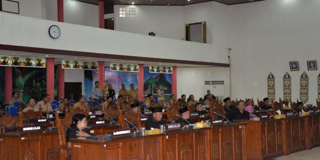 Pembahasan Rancangan Peraturan Daerah tentang Inovasi Daerah