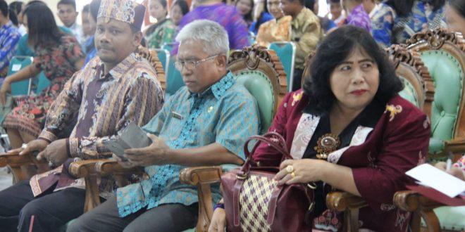 Perayaan Dharma Shanti  Nyepi Pemuda/Mahasiswa Hindu Se Kalimantan  Tengah Tahun 2019