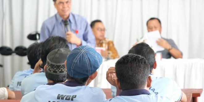 KPU Pastikan Warga Lapas II A Ikut Coblos Pemilu