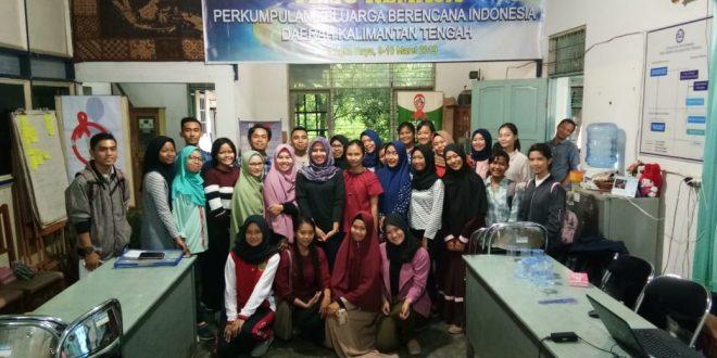 Youth Volunteer Remaja PKBI Kalteng Ikuti Seminar Pengembangan Diri