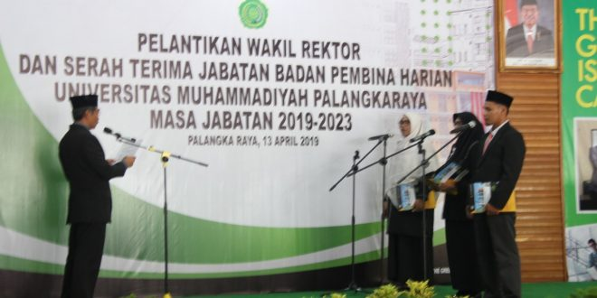 Penyegaran SDM Universitas Muhamadiyah Palangka Raya