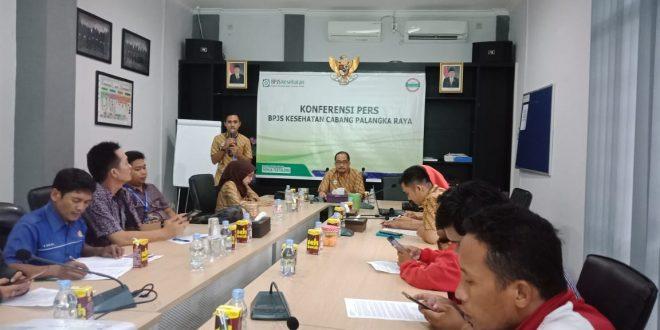 Klaim RS Ke BPJS Kesehatan Palangka Raya Capai Rp.38 Milliar Lebih