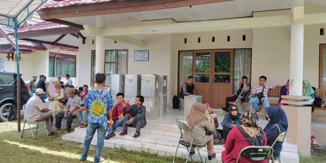 Pleno Rekapitulasi Hasil Pemilu di Tingkat PPK Dimulai
