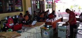 Rapat Pleno Rekapitulasi Suara di Tingkat PPK Berlangsung Marathon