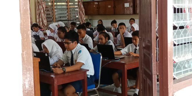 Peserta Didik Tingkat SD dan SMP Sederajat Ikuti USBN
