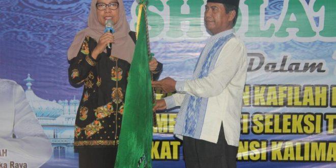 Sekda Kota Palangka Raya Optimis Kafilah STQ Raih Juara Umum