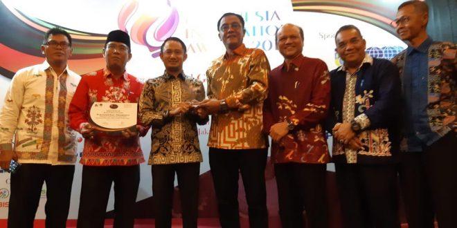 Palangka Raya Raih Penghargaan Dalam Ajang Indonesia Innovation Awards