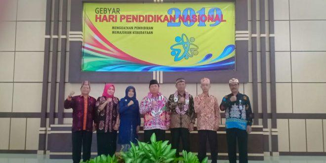 Perkuat Pendidikan dan Kebudayaan, LPMP Kalteng Gelar Gebyar Hardiknas