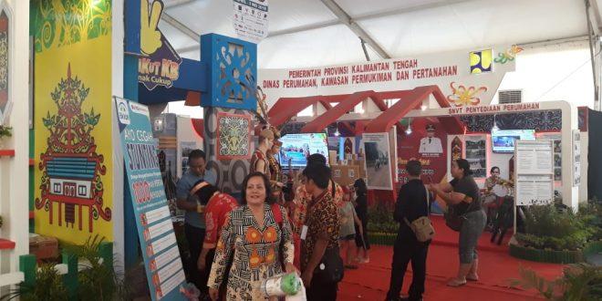 Kalteng Quality Expo Sarana Promosi Produk Keraifan Lokal
