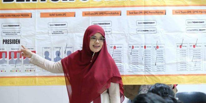 Mulai Hari Ini KPU Lembur Tuntaskan Logistik Pemilu