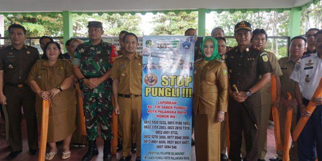 Walikota Imbau Berikan Pelayanan Terbaik, Stop Pungli