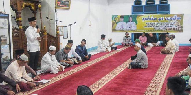 Safari Ramadan Pemerintah Kota Palangka Raya bersama Warga Masyarakat