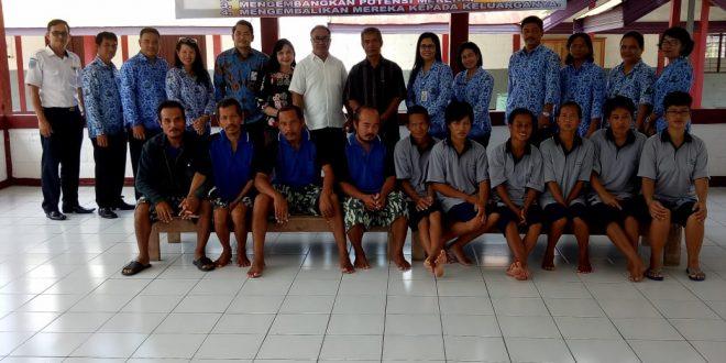 Pemkot Adakan Kunjungan Kasih ke Yayasan Joint Adulam Ministry