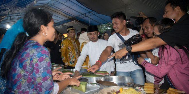 Pasar Ramadhan Meningkatkan Kecintaan terhadap Kuliner