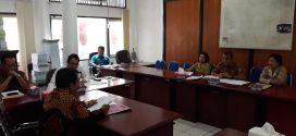 Komisi B DPRD Bersama Kadis Kominfo Pengembangan TIK Sudah Baik