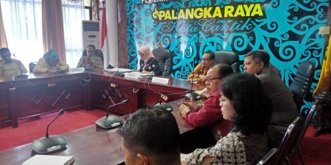 Wakil Rakyat dari Banjar Ingin Tiru Strategi Kamtibmas di Palangka Raya