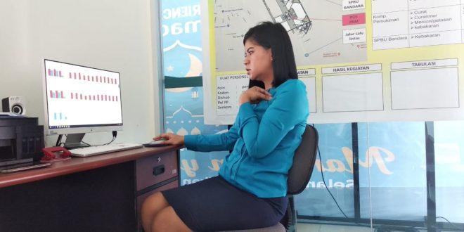 H-5 Arus Mudik di Bandara Tjilik Riwut Belum ada Peningkatan