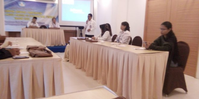 Diskusi Terpumpun Balai Bahasa Bersama Jurnalis