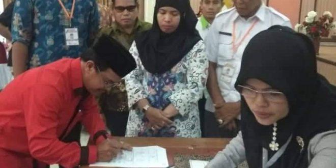 30 Caleg Terpilih DPRD Palangka Raya Tinggal Nunggu Pleno Penetapan KPU