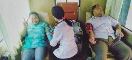 RS Awal Bros Betang Pambelum Adakan Donor Darah Bersama PMI