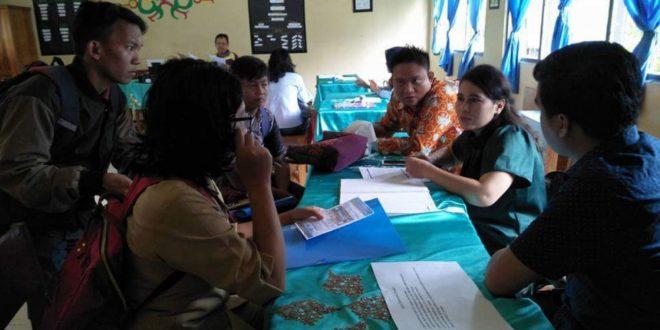 1.444 Calon Siswa Sudah Mendaftar di 6 SMAN di Palangka Raya