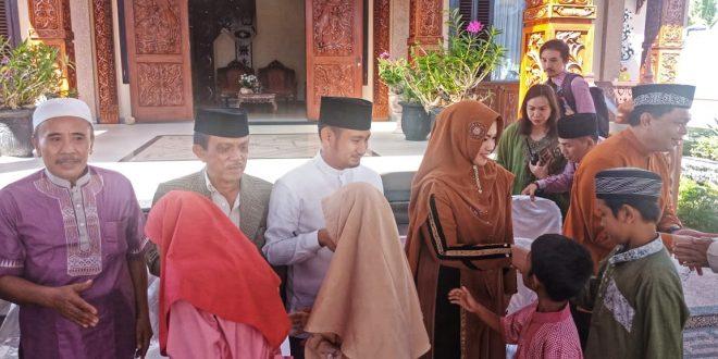 Open House Idulfitri, Momentum Perekat Tali Silaturahmi