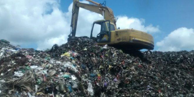 Selama Lebaran, Kubikasi Sampah Meningkat Hingga 20 Persen