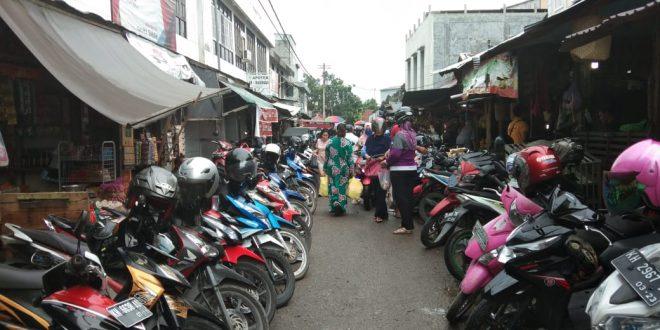 PAD Parkir Pasar Besar Dihitung Ulang