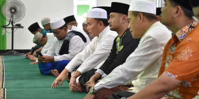 Walikota Hadiri Peresmian Masjid AR Rasyid