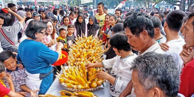 Festival Bakar Jagung, Motivasi Bagi Petani Jagung
