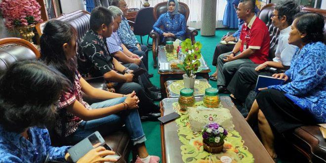 Wawali : Pemko Komitmen Tingkatkan Pelayanan Publik